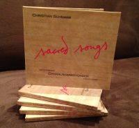 Sacred Songs CD