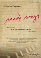 Sacred Songs - Notenbuch (PDF-Gesamtausgabe)