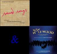 HOLYWOOD & Sacred Songs CD-Bundle